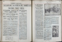 Scrapbook about the Great War, by G.S. Boggon of Seaham, 1914-1918 (ref. UD/Sea 36, pages 48-49)