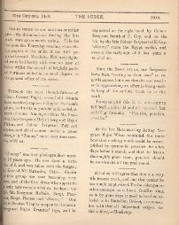 The Bugle, 27 October 1899, p.3045 (courtesy of the DLI Museum) - Copyright © Durham County Record Office.