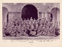 2nd Battalion band, 1897 (D/DLI 2/2/135(29)) - Copyright © Durham County Record Office.