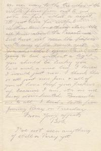 Letter from Sergeant Constantine, 13 May 1915, p.3 (D/DLI 7/137/5)