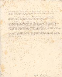 Letter from Lieutenant Catford, 25 September 1916, p.2 (D/DLI 7/115/15) - Copyright © Durham County Record Office.