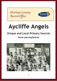 Aycliffe Angels home learning resource