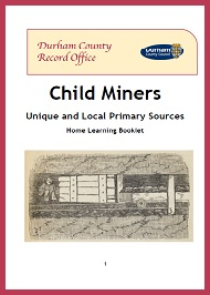 Child Miners home learning